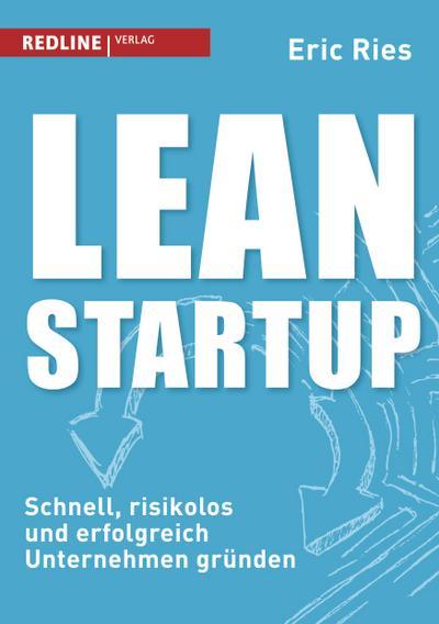9783868815672 - Eric Ries: Lean Startup - Buch