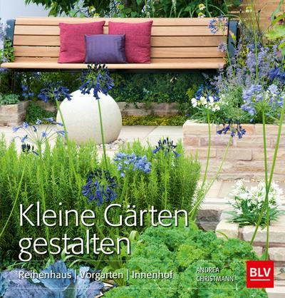 Kleine Gärten Gestalten : Reihenhaus Vorgarten Innenhof: Andrea Christmann