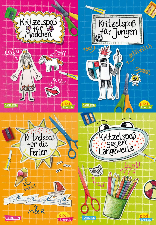 Pixi kreativ Serie Nr. 4: Total verrückter: Antje Haubner