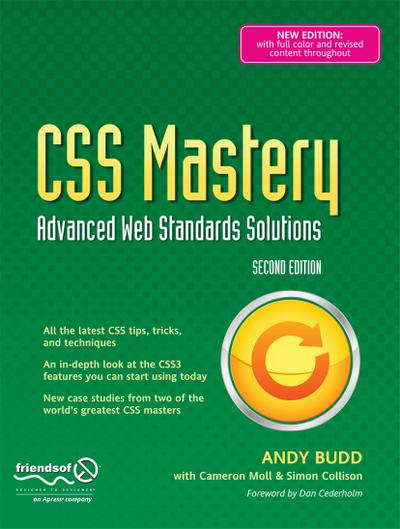 CSS Mastery : Advanced Web Standards Solutions: Andy Budd