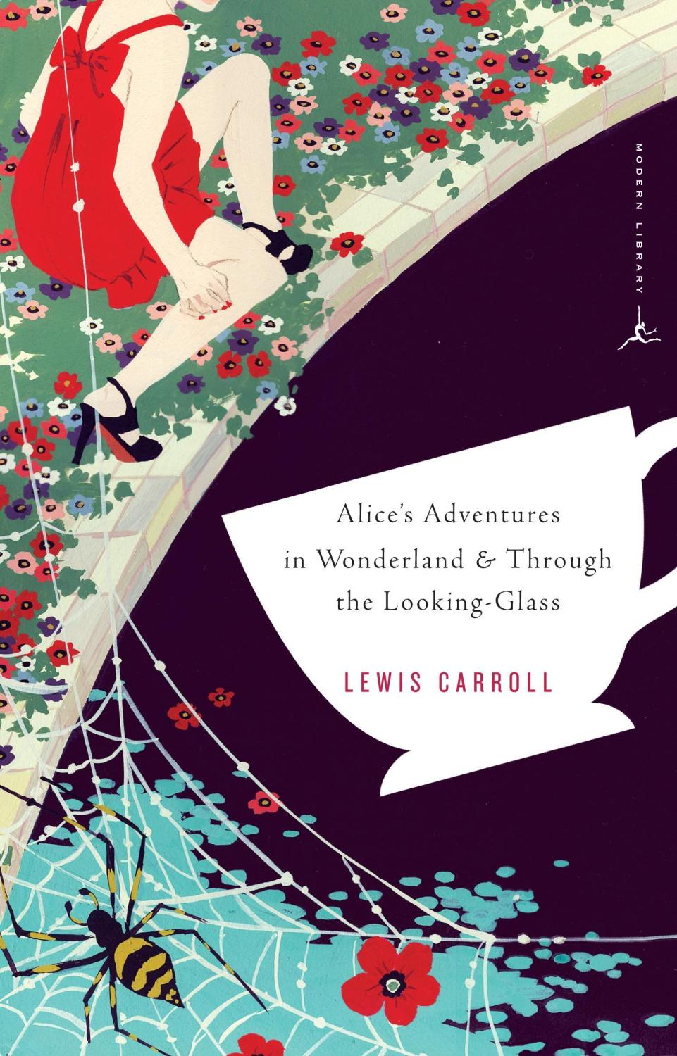 Alice's Adventures in Wonderland / Alice Through: Lewis Carroll