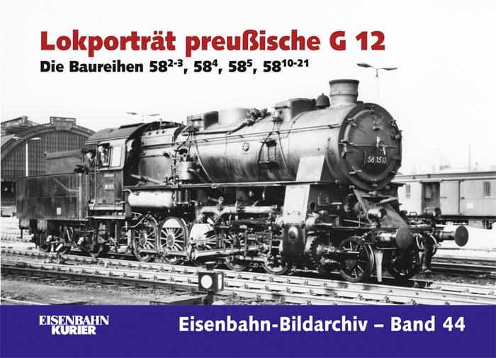 Lokporträt preußische G 12 : Die Baureihen