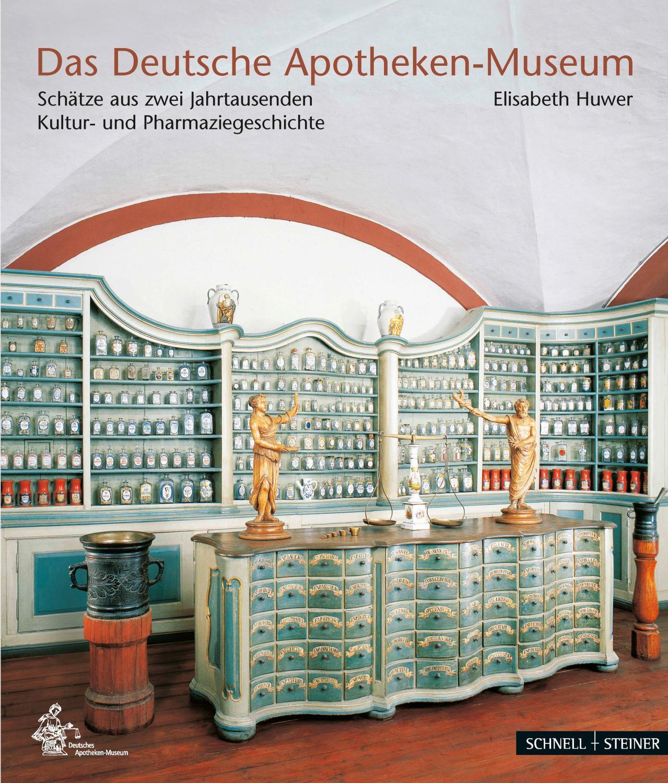 das deutsche apotheken museum von huwer zvab. Black Bedroom Furniture Sets. Home Design Ideas