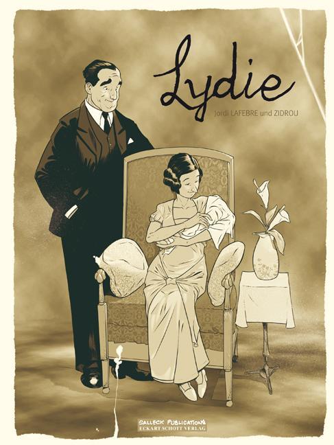 Lydie, Vorzugsausgabe: Zidrou