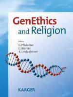 GenEthics and Religion - G. Pfleiderer