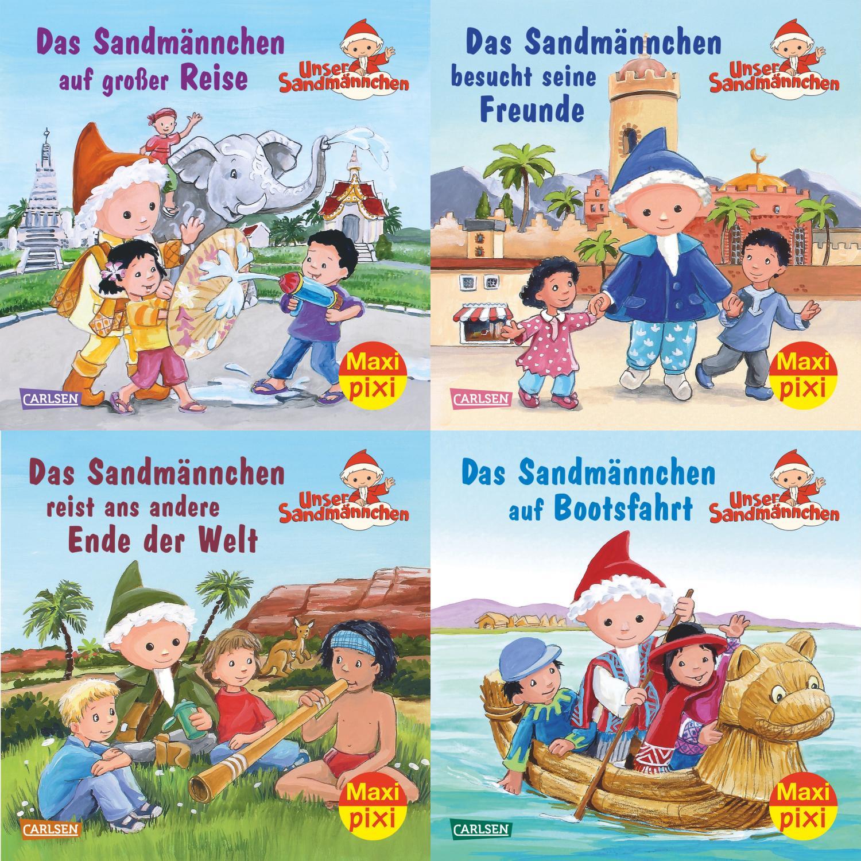 Maxi-Pixi-Serie Nr. 47: Das Sandmännchen: Simone Nettingsmeier