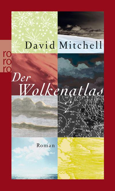 Der Wolkenatlas: David Mitchell