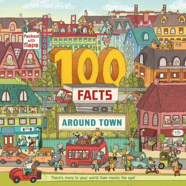 100 Facts Around Town: Clive Gifford