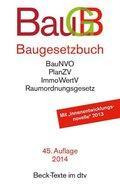 9783423050180 - Söfker, Wilhelm (Hrsg.): Baugesetzbuch : [(BauGB) ; in der Fassung der Bekanntmachung vom 23. September 2004. - Buch