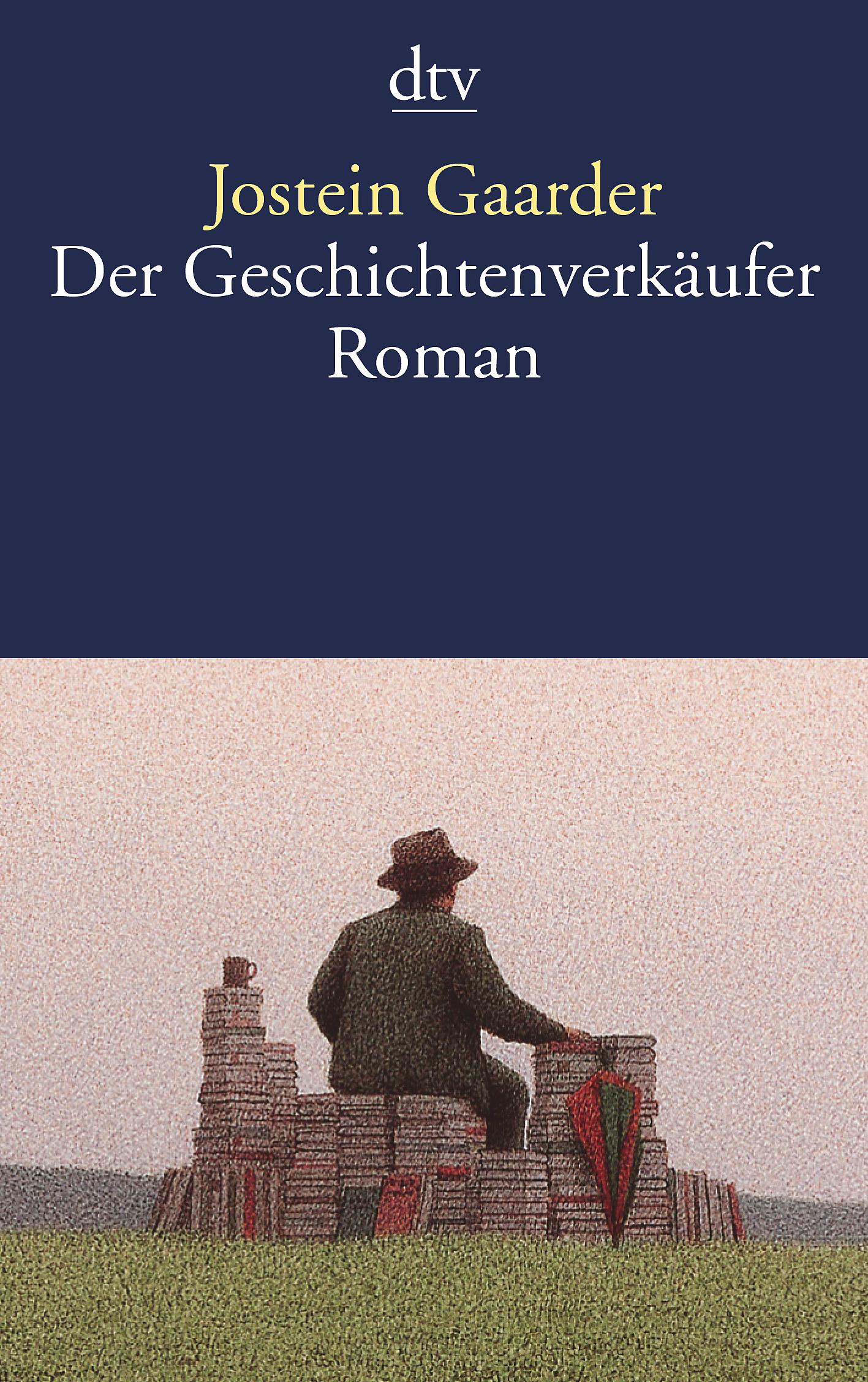 Der Geschichtenverkäufer: Jostein Gaarder