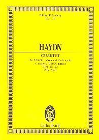 Streichquartett C-Dur: Joseph Haydn