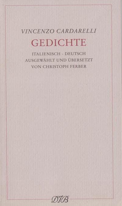 Italienische Poesie Mit Deutscher übersetzung Italienische