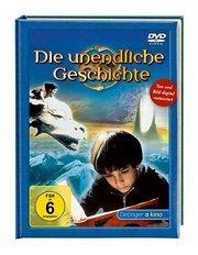 Die unendliche Geschichte (DVD) : Neuauflage, Realfilm: Michael Ende