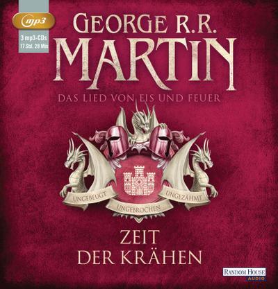 Das Lied von Eis und Feuer 07. Zeit der Krähen : Game of thrones - George R. R. Martin
