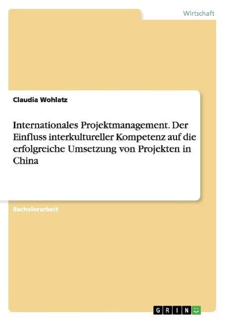 Internationales projektmanagement hausarbeit biologie arbeit zytologie
