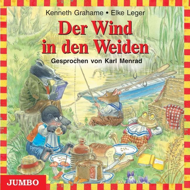 Der Wind in den Weiden. CD: Kenneth Grahame
