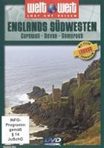 Englands Südwesten : Cornwall, Devon, Somerset - Jörg Ludäscher