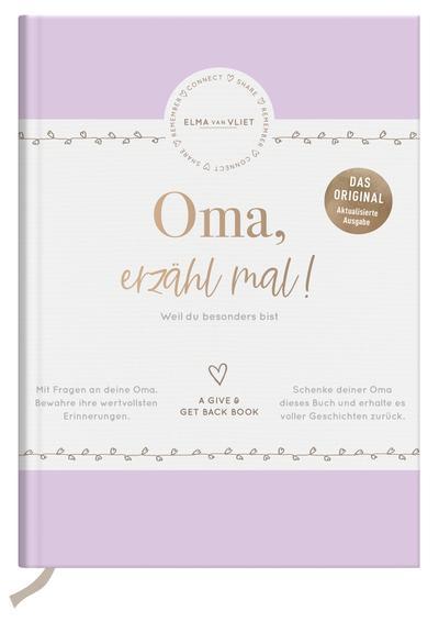 9783426655917 - Elma van Vliet: Oma, erzähl mal : Das Erinnerungsalbum deines Lebens - Buch