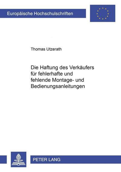 Thomas Utzerath Zvab