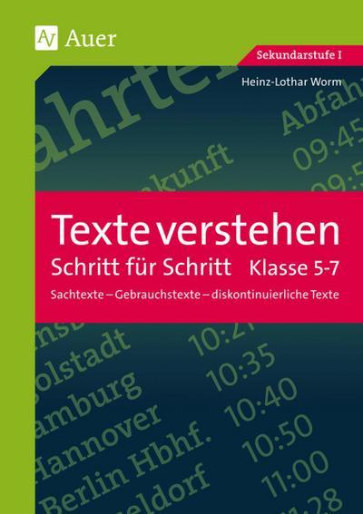 texte verstehen texte - ZVAB