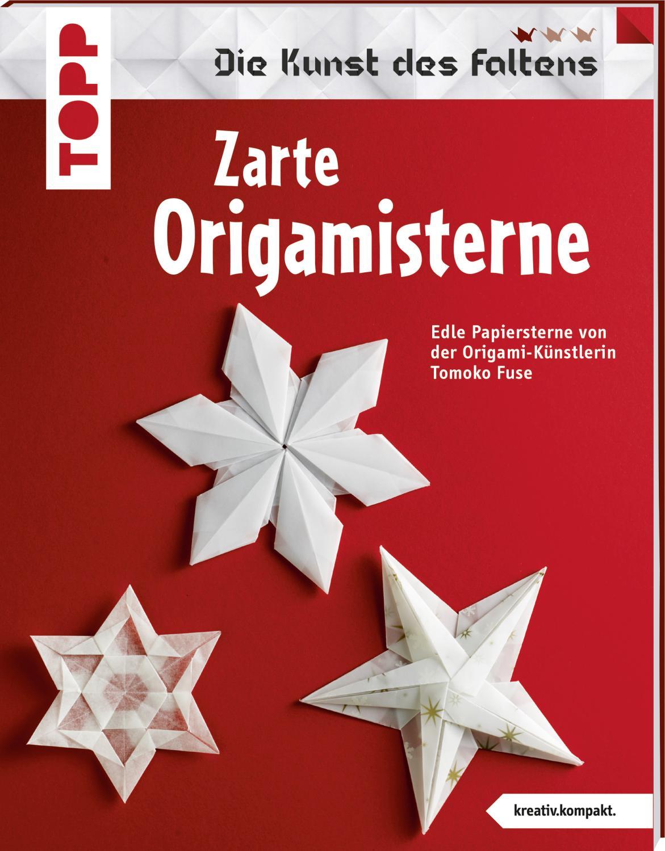 Tomoko Fuse Zvab Origami Boxes S Zarte Sterne Kreativkompakt Die Schnsten