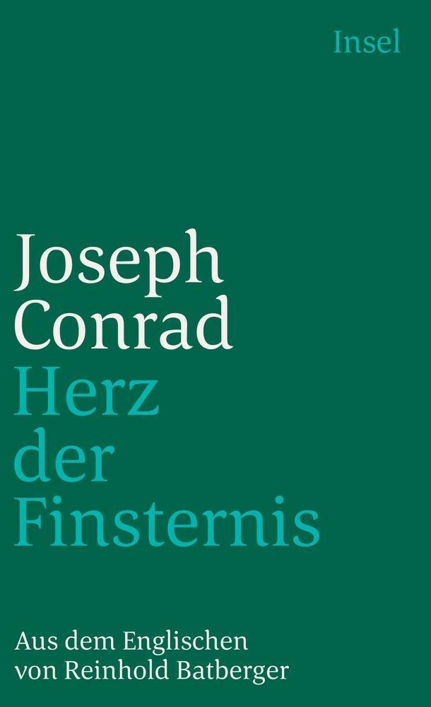 Herz der Finsternis: Joseph Conrad