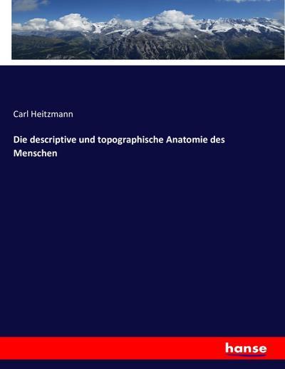 topographische anatomie des menschen - ZVAB