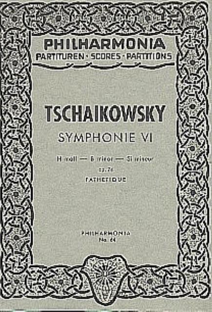 Tschaikowsky 6. Sinfonie