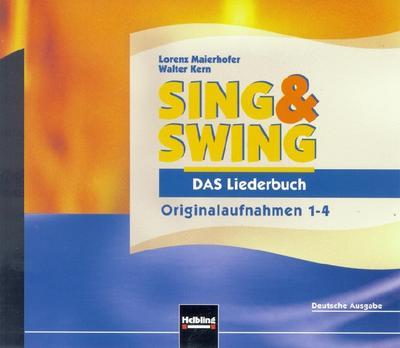 Sing /& Swing DAS neue Liederbuch. Softcover: Der Klassiker in ...