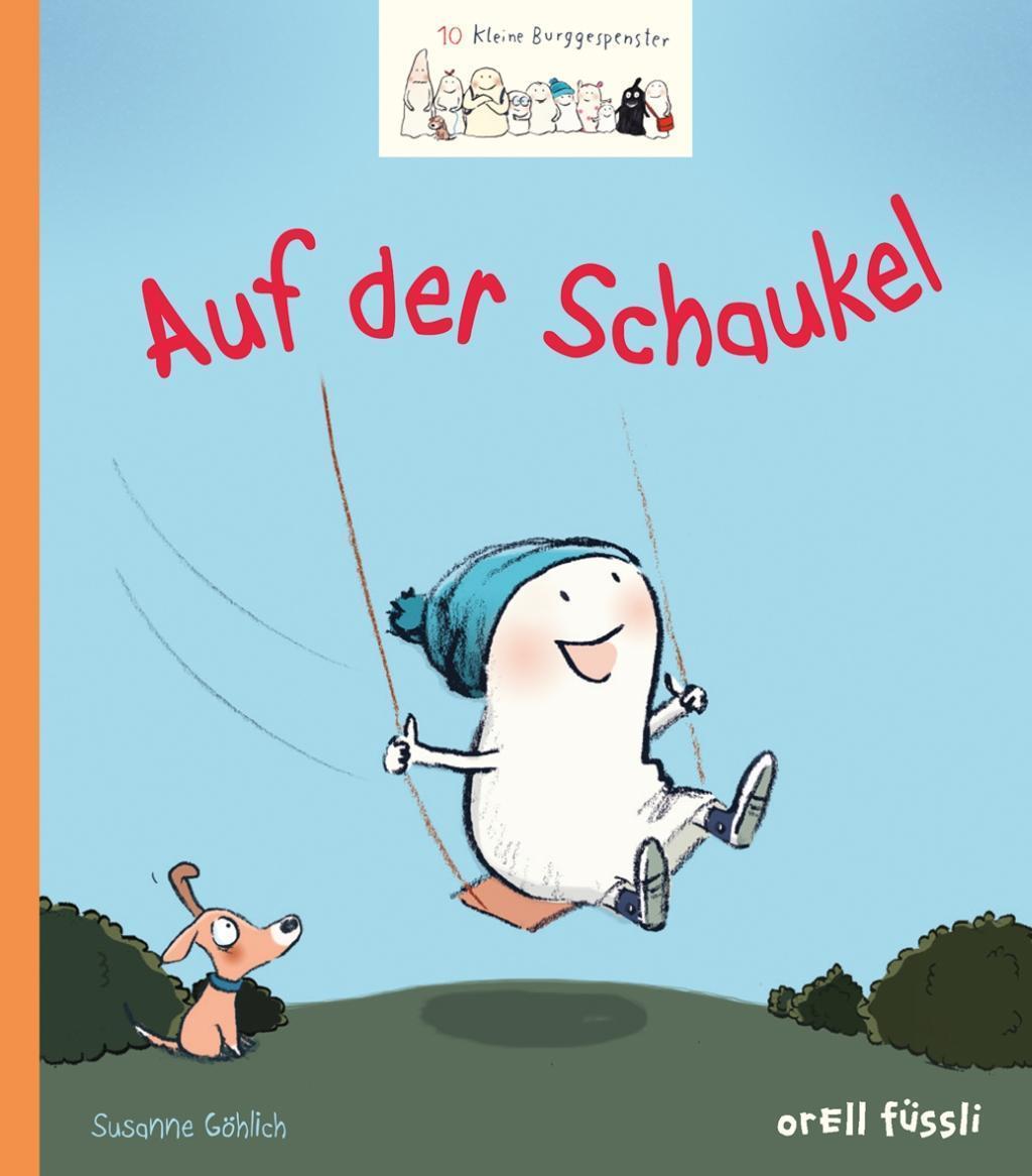 10 kleine Burggespenster - Auf der Schaukel: Susanne Göhlich