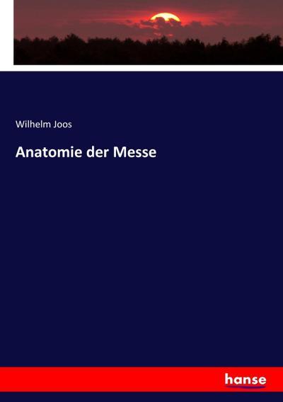 anatomie der messe - ZVAB