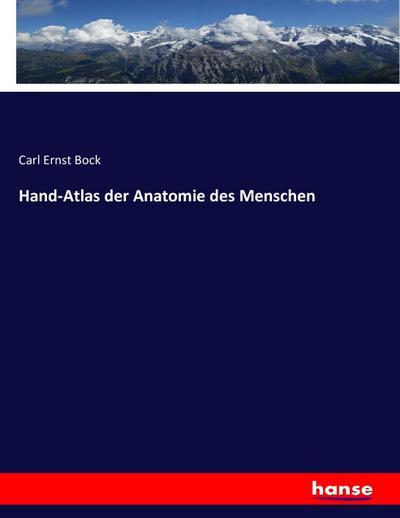 Hand Atlas Der Anatomie Des Menschen - AbeBooks