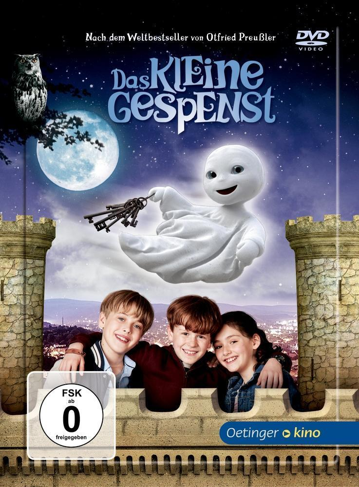 Das kleine Gespenst (DVD) : Realfilm: Otfried Preußler