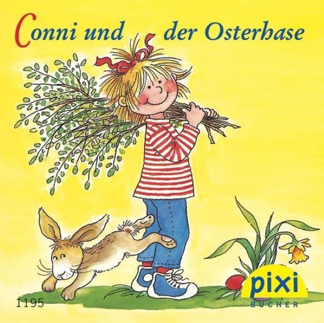 Pixi Bücher Conni und der Osterhase: Liane Schneider