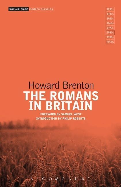 The Romans in Britain: Howard Brenton