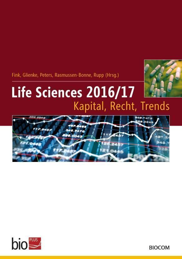 Life Sciences 2016/17 ? Kapital, Recht, Trends: Thomas Fink