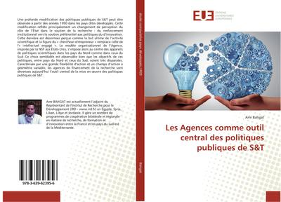 Les agences de financement de la recherche : Outil central des politiques publiques de Sciences et Technologie. - Amr Bahgat