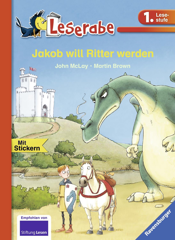 Jakob will Ritter werden: John McLay