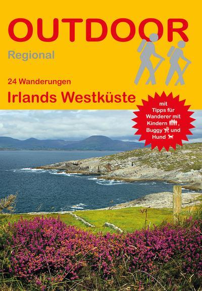 24 Wanderungen. Irlands Westküste - Hartmut Engel