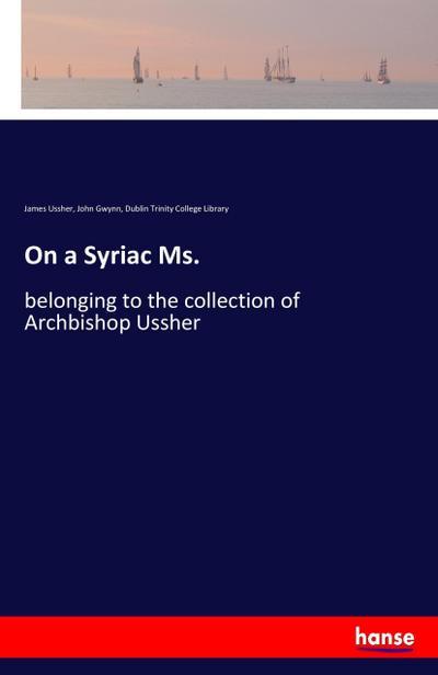 Syriac datiert