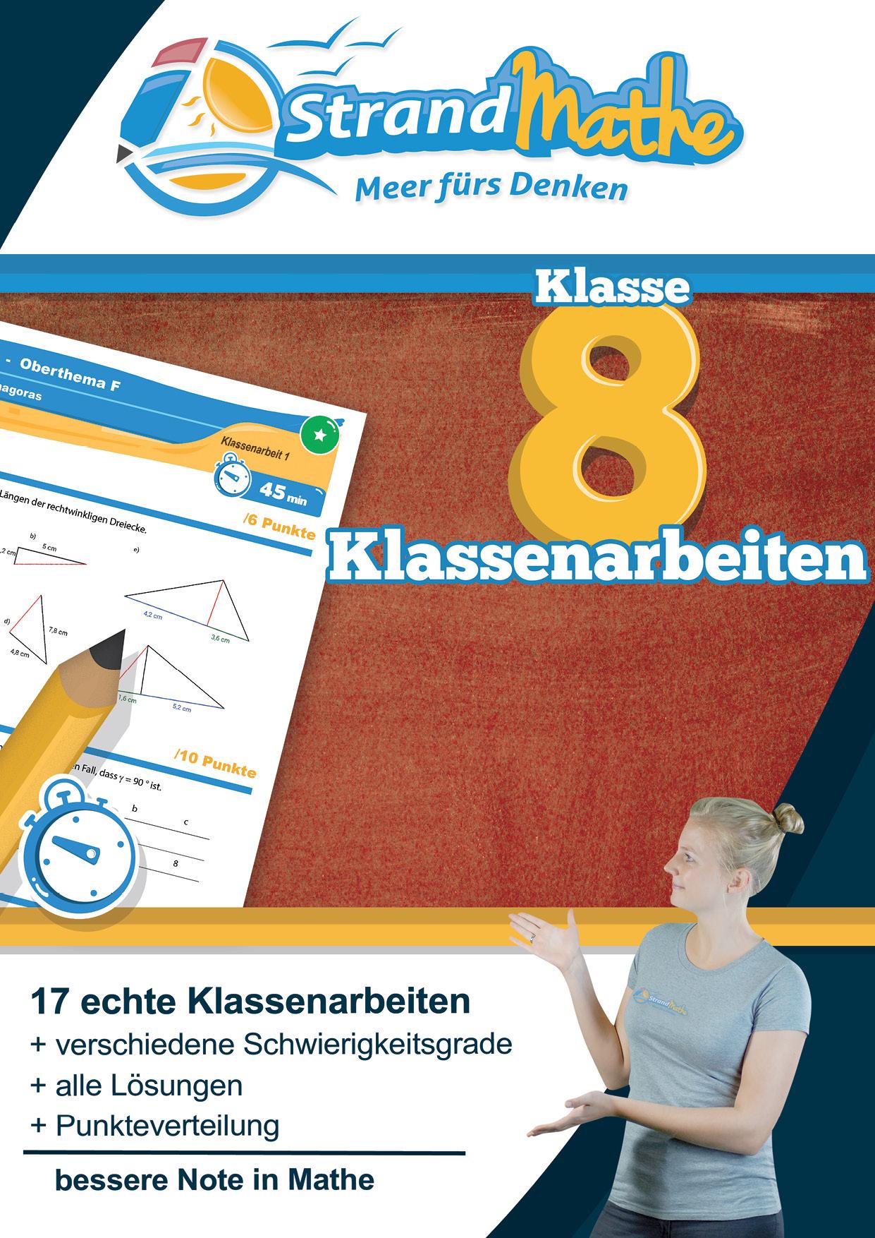 arbeitsheft deutsch 8 klasse gymnasium - ZVAB