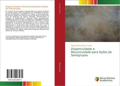 Dispersividade e Recursividade para Ações de Semigrupos - Hélio Vinicius Moreno Tozatti