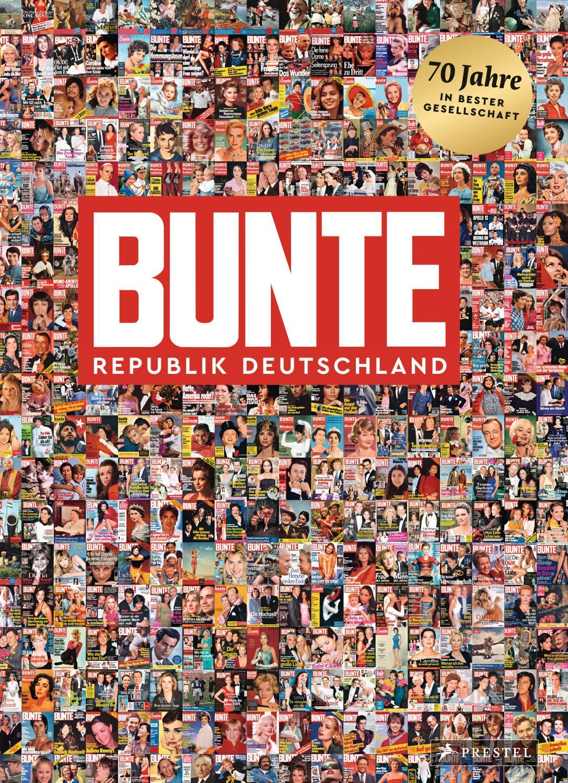 BUNTE Republik Deutschland - Patricia Riekel