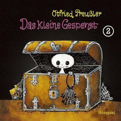 02: Das kleine Gespenst (Neuproduktion): Otfried Preußler