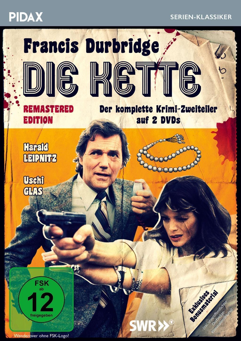 Die Kette 2 Disc Dvd Von Rolf Von Sydow Alive Vertrieb Und