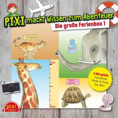Pixi Wissen: Die Große Ferienbox 1: Pixi Wissen