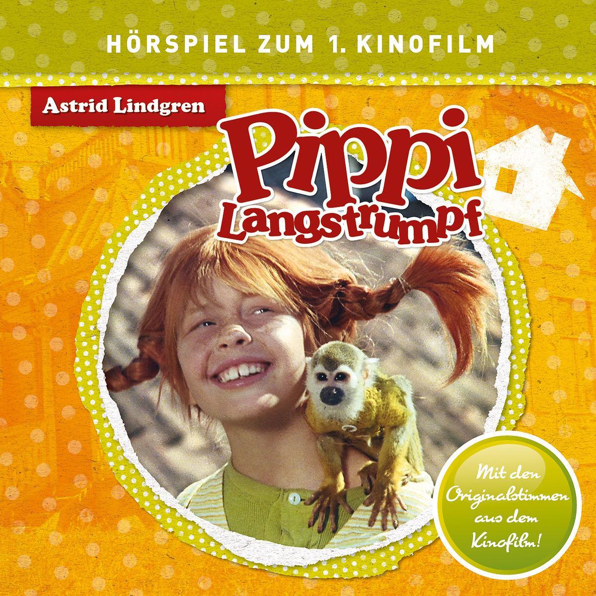 Pippi Langstrumpf Hörspiel