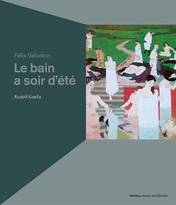 Félix Vallotton - Bad an einem Sommerabend/Le bain au soir d ...