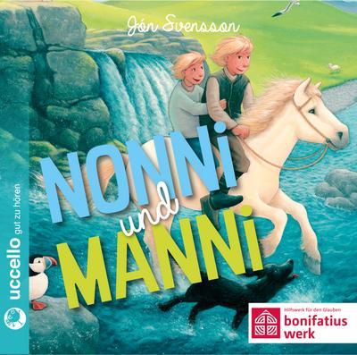 Nonni und Manni : Island-Abenteuer: Jón Svensson