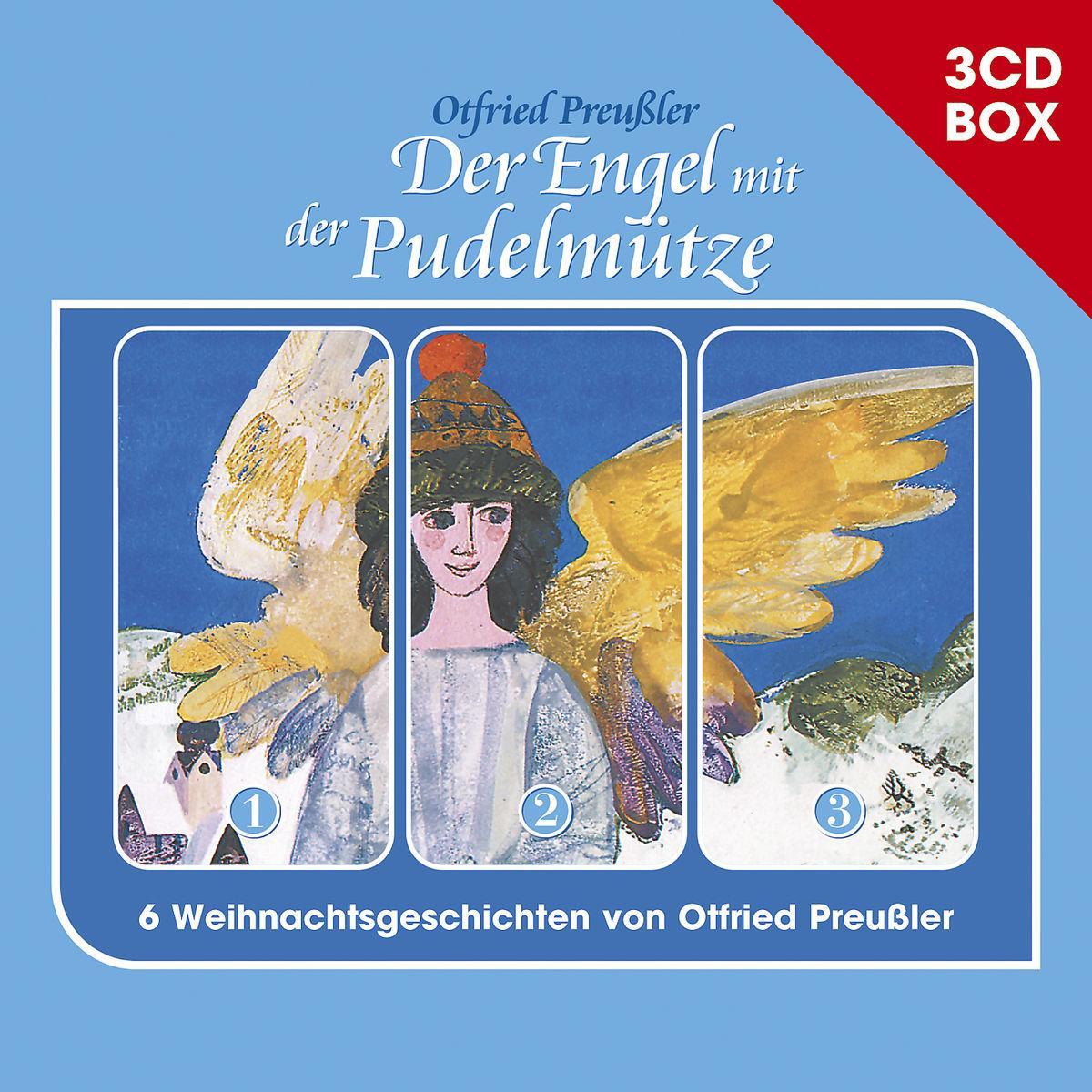 01: Der Engel mit der Pudelmütze: Otfried Preußler